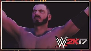 WWE 2K17 Future Stars DLC: All Entrances and New Moves! (Videos)