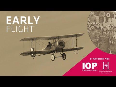 RAF100 Schools Project: Early Flight