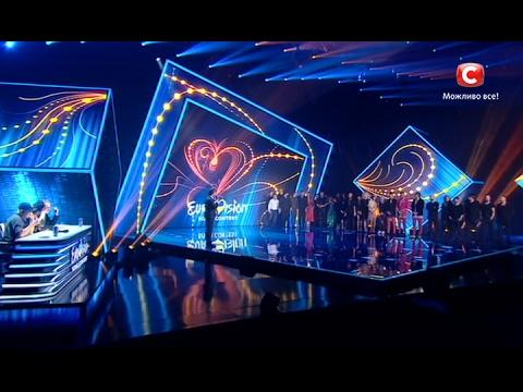 Результаты судейского голосования. Евровидение-2017. Первый полуфинал