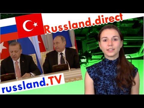 Warum Erdogan Putin braucht [Video]