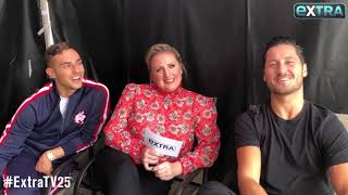 'DWTS: Juniors' Judges Mandy, Val & Adam Spill on Each Other!