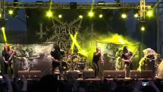Dark Funeral - My Funeral  Live At Metalhead Meeting Bucharest Romania 12-06-2015