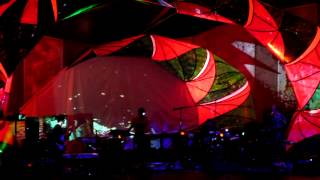 Animal Collective - Wide Eyed - Live @ The Hollywood Bowl 9-23-12