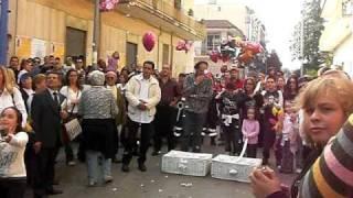 preview picture of video 'processione sacro cuore mugnano di napoli 2008'