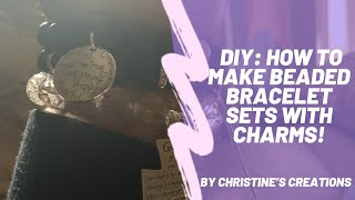DIY: HOW TO MAKE BEADED BRACELETS | HIGHLY REQUESTED | SMALL BUSINESS JEWELRY TIPS