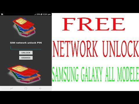 How to All Samsung (J4-J400F) Sim Network Unlock pin with Samkey