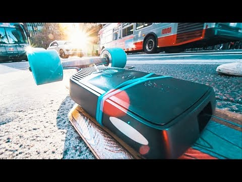 BEST Electric Skateboard Drive – MELLOW BOARD REVIEW