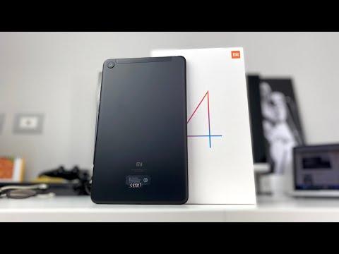 Recensione Xiaomi Mi Pad 4 LTE Rom Global