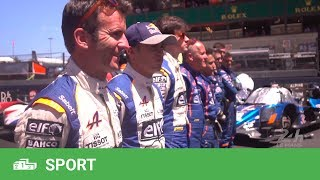 TEAM SIGNATECH ALPINE Matmut : 24 Heures du Mans - YouTube