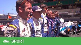 TEAM SIGNATECH ALPINE Matmut : 24 Heures du Mans - YouTube