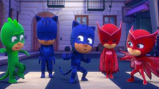 New PJ Masks | TWIN PJ Masks! ⭐️APRIL 2018 Special ⭐️PJ Masks Official #135