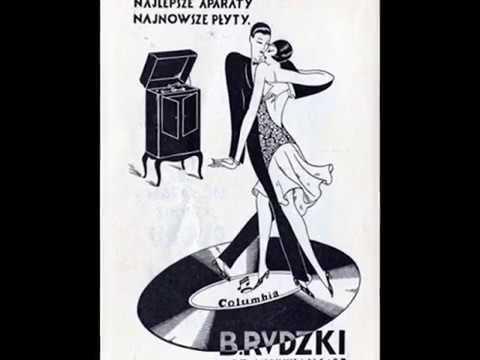 Old Polish tango: Adam Aston & Henryk Wars Orch. - Nie płacz maleńka, 1933