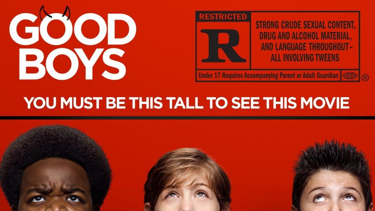 Trailer för Good Boys