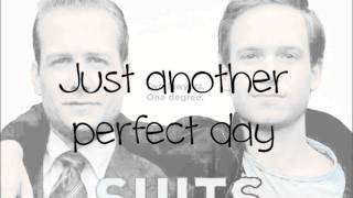 The Constellations - Perfect Day (With Lyrics)