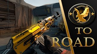 PARTIDAZA! | Road to Legendary Eagle | Counter-Strike: Global Offensive