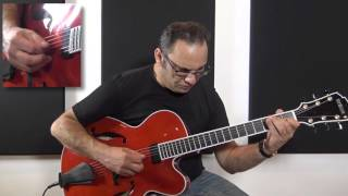Bireli Lagrene - Archtop Solo Guitar Improvisation #8