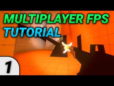 (2020) Multiplayer FPS in Unity: Photon 2 Setup & Menu