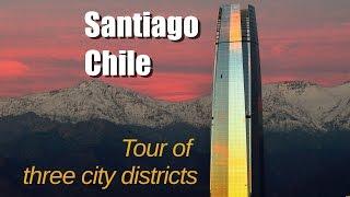 Santa Lucía Hill, Santiago