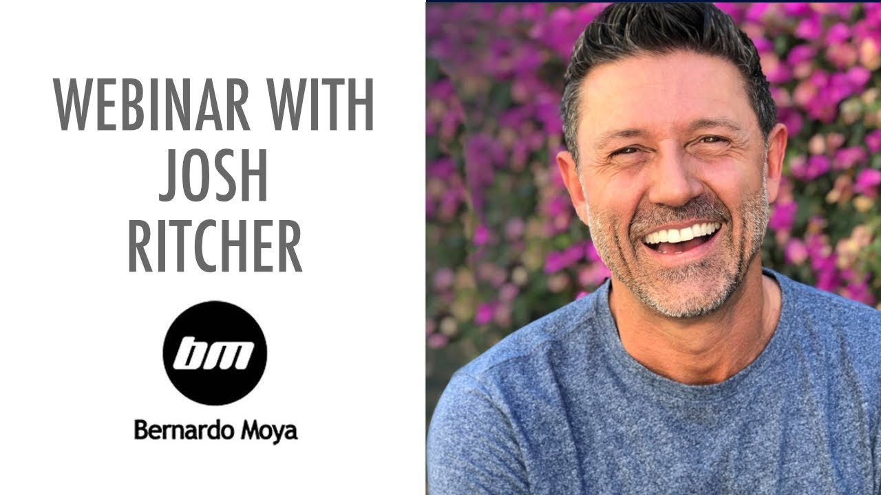Webinar with Josh Ritcher