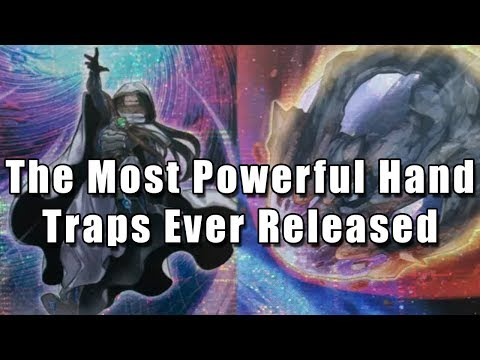 The Most Powerful Hand Traps Ever Released (Yu-Gi-Oh! Mega Tin 2019 Promo Review)
