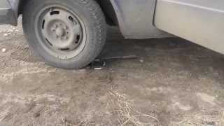 Смотреть онлайн Мажорский тюнинг старого советского авто
