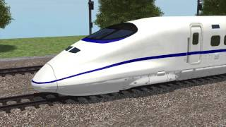 Mexico to build first bullet train in Latin America