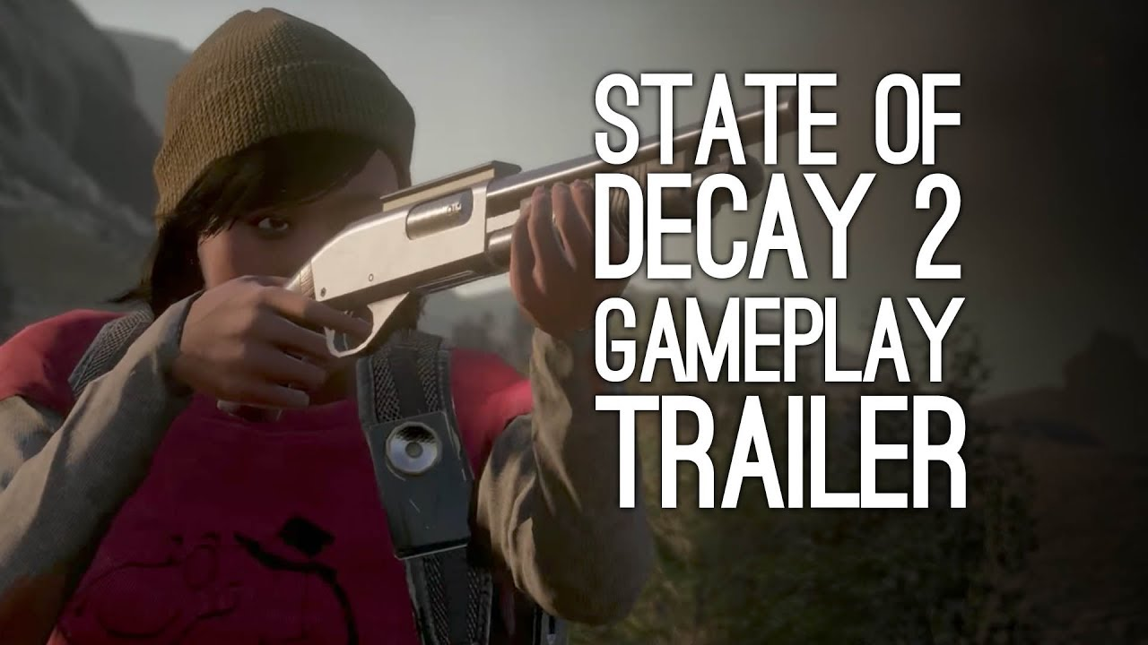 Обложка видео Трейлер State of Decay 2