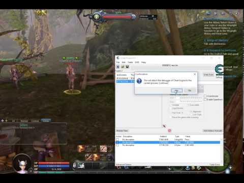 Aion Online Cheat Engine