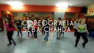 Seanizzle ft. Bugle - Rasta Party - Choreography by Seba Chahda