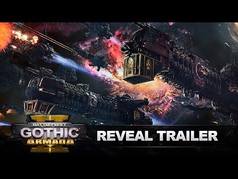 Battlefleet Gothic: Armada 2 - Reveal Trailer thumbnail