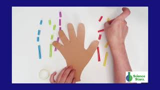 Science Starz – How to make a robotic hand