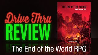 The End of the World RPG Review