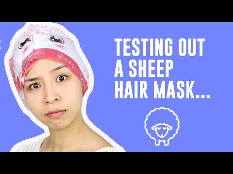 Super softening hair mask