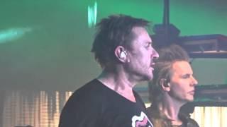 Duran Duran Birmingham Genting Arena 04/12/15 Love Voodoo
