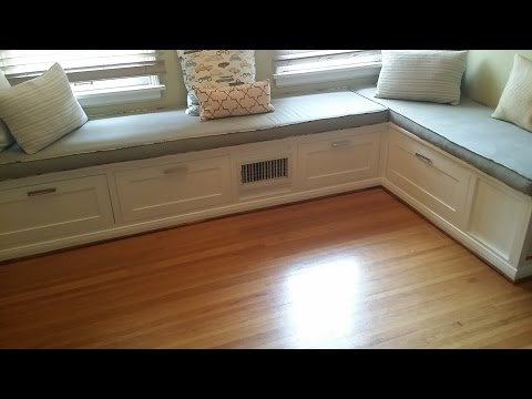 How To Make A Built In Dining Room Banquette Mp3