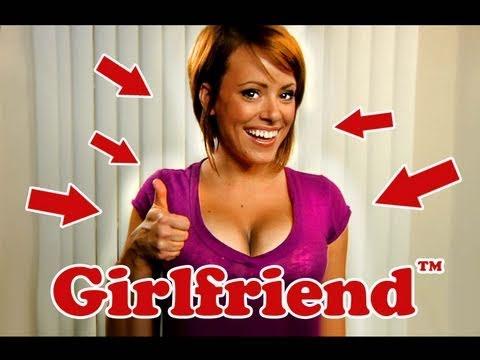Potřebujete přítelkyni!