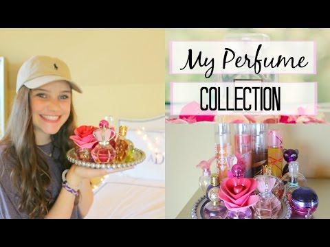 MY PERFUME COLLECTION| MISSANNAGRACE
