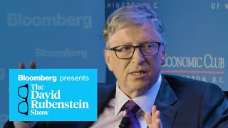 Bill Gates on The David Rubenstein Show