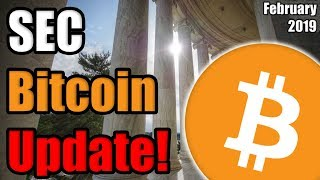 Bullish Bitcoin News from the SEC!!   Plus EOS, BitTorrent, and Grin News!