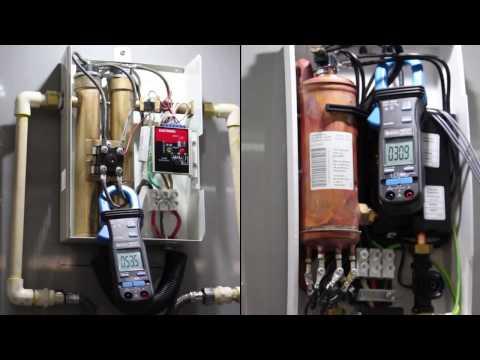 Eficiencia Calentador de Paso