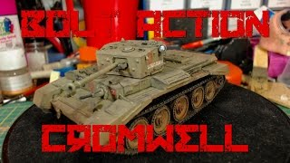 Painting a Bolt Action Cromwell