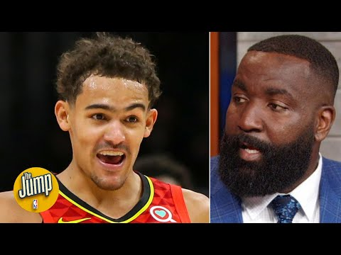 Kendrick Perkins explains his Trae Young & Stephen Curry comparison tweet   The Jump