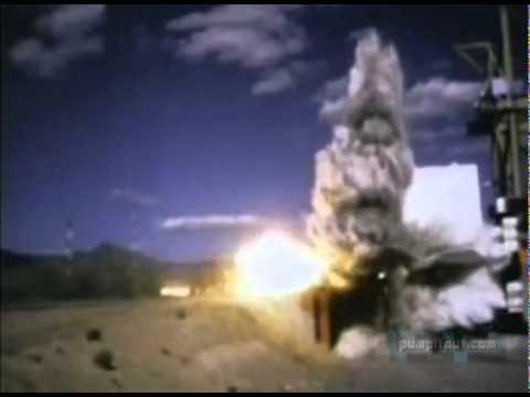 "Sandia F4 Phantom - 1988 ""Rocket-sled test"""