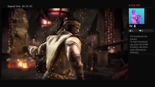 Mortal Kombat (yeah its back)