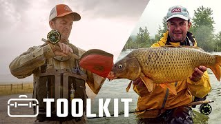 How to fly fish for Carp? - Jeff Currier's Toolkit