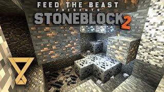 Wasser für die Mobfarm - FTB Stoneblock 2 #5 [Let's Play