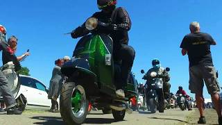 Big 7 National Scooter Rally Ride-out 2017
