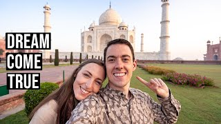 The Taj Mahal Vlog