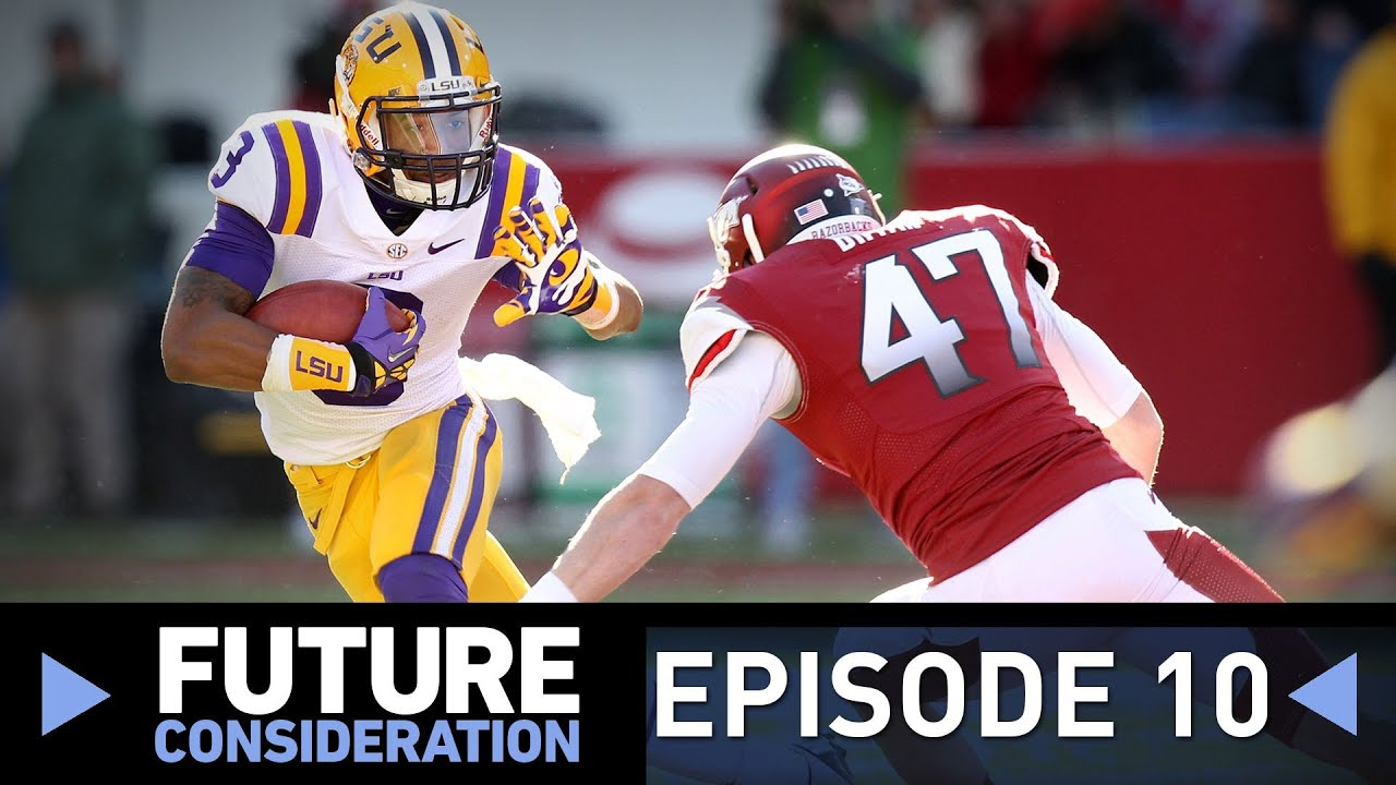 Mock draft with Teddy Bridgewater slipping, ranking inside linebackers (Future Consideration) thumbnail