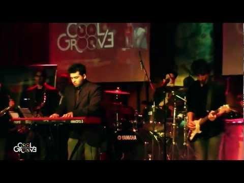 """Cool Groove en vivo en """" Republica de Aca """" - Seguir"""